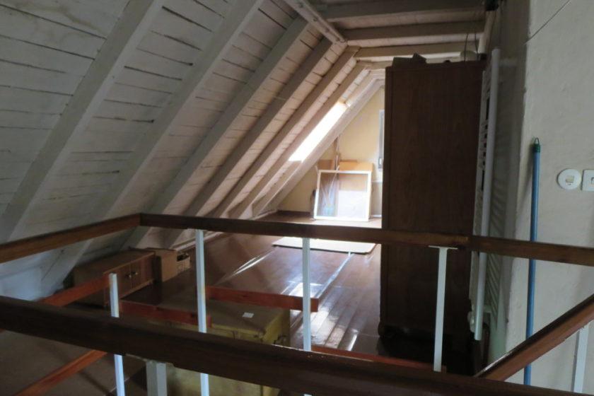 Dachgeschoss -2-