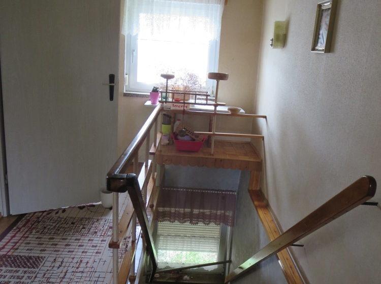 Zugang Obergeschoss