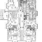 Grundriss Wohnung 74