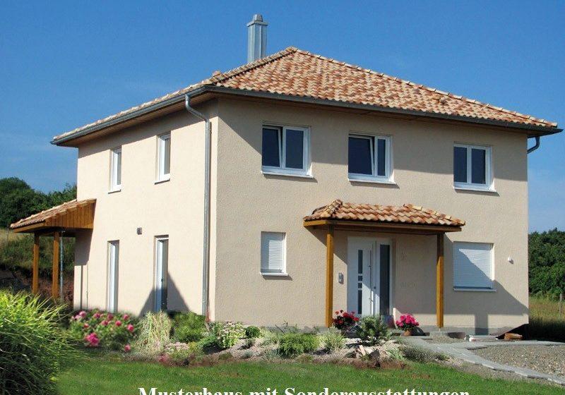 Musterhaus Villa